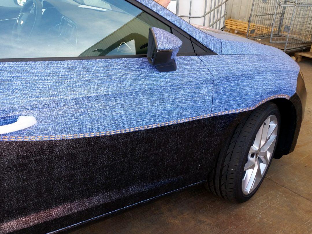 Covering- Car Wrappping- Habillage de Véhicule ( Grigny - 69520)