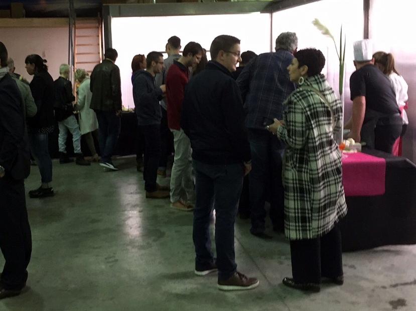 Inauguration  des nouveaux locaux de SES  à Grigny (69520)