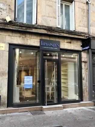 Enseigne Bandeau et Enseignes Drapeau pour Linvosges Saint Etienne (42000)