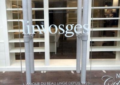 Marquage Adhésif pour Linvosges Saint Etienne (42000)