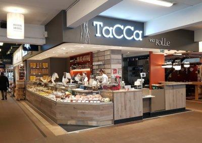 Enseigne à Lyon pour TACCA via Rolle , Halles Paul-Bocuse