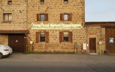 Enseigne Lumineuse pour ACEG (Rhône)