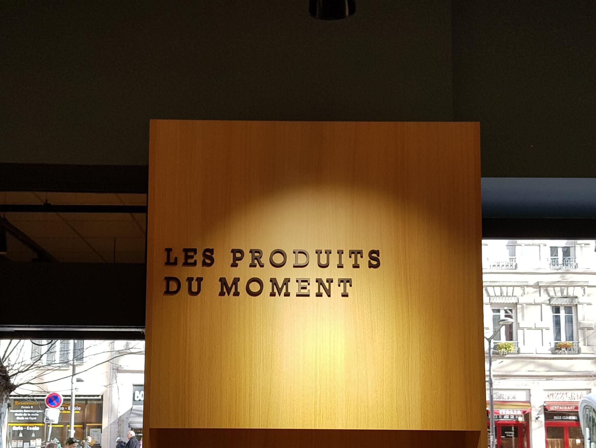 Vos enseignes à Lyon - Habillage façade et enseigne Pharmacie Lyon - Sainte Blandine - Perrache