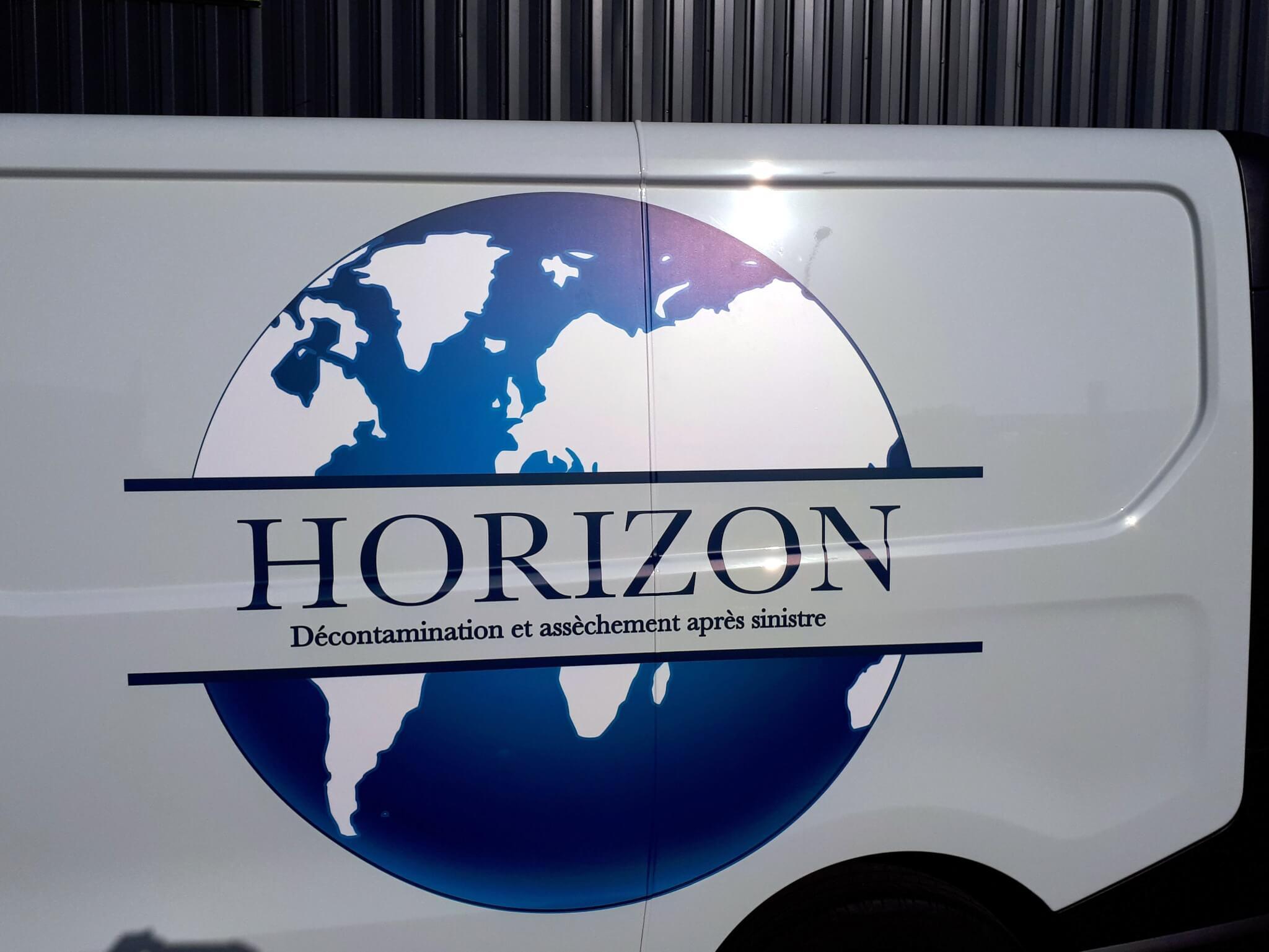 Covering Lyon Utilitaire Horizon