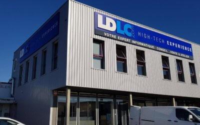 Enseignes Lumineuses pour LDLC.com