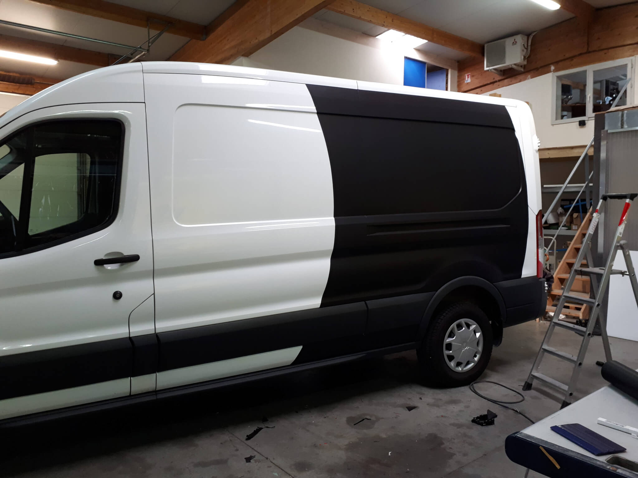 Vos Covering à Lyon - Covering Ford Transit