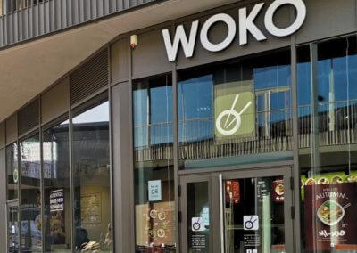 Enseignes lumineuses Woko Bordeaux