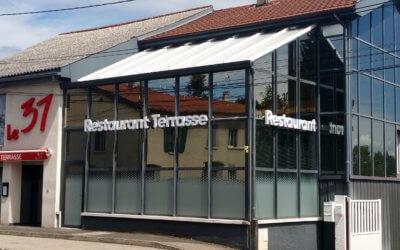 Enseignes lumineuses Restaurant Le 37